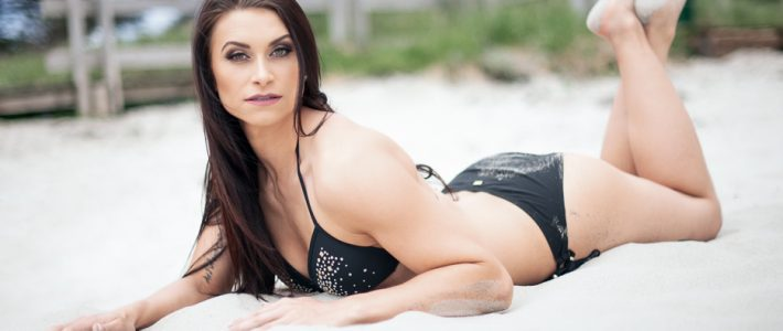 Alana at Crystal Crescent Beach