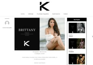 Kansha Magazine - Brittany at Hubbards Beach