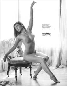 Premier Issue of Krome Magazine - Part I (NSFW)