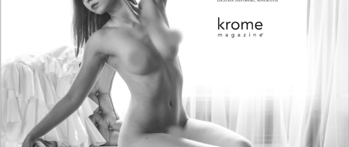 Premier Issue of Krome Magazine – Part I (NSFW)