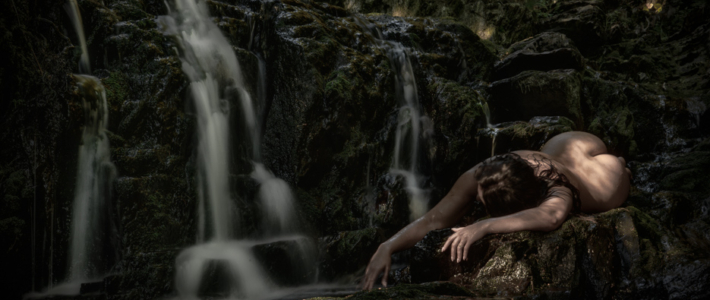 Chasing Waterfalls – Fire Brook Falls – With Chere (NSFW)