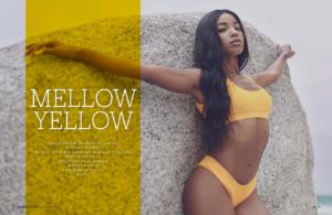 Beach session with Mikayla - Andivero Magazine #30
